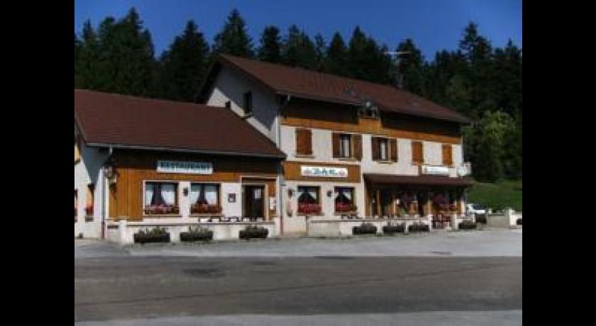 H tel de l 39 alpage bonlieu - Hotel le jardin de la riviere foncine le haut ...