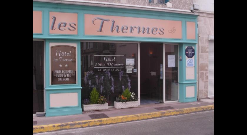 Hotel les thermes jonzac for Hotels jonzac