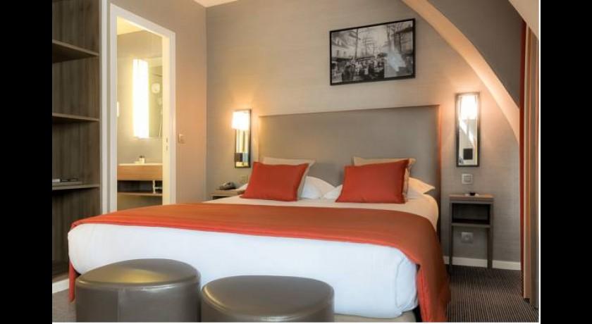 H tel ibis bastille op ra paris for Hotel design bastille