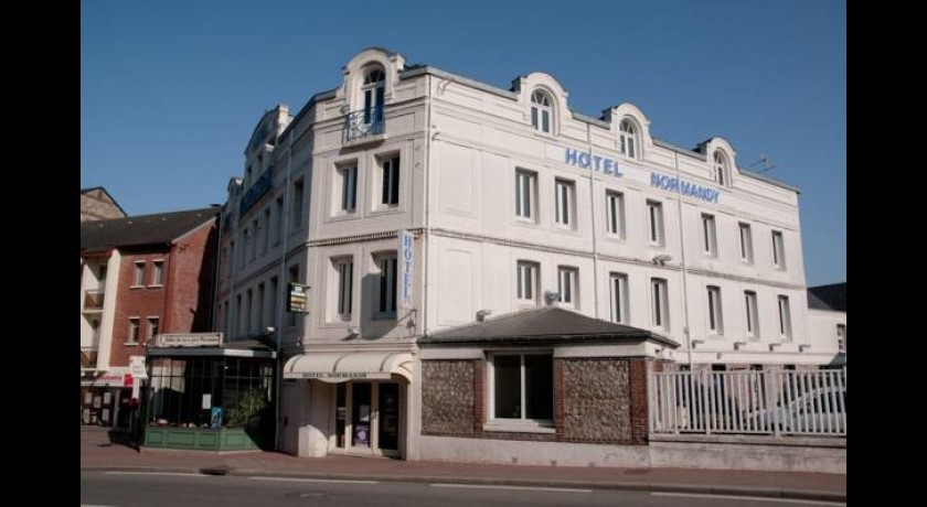 Hotel Normandy  Fécamp