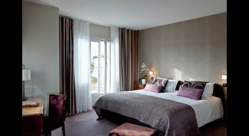 Hôtel Parc Saint-severin  Paris