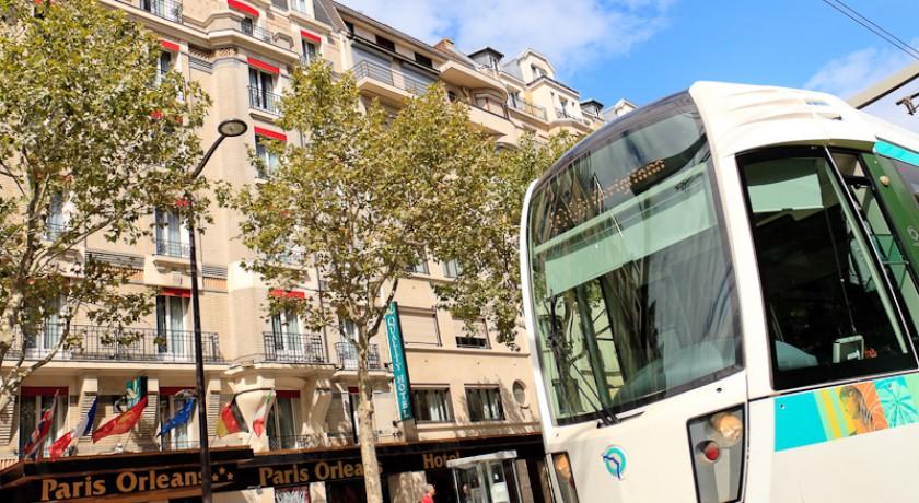 Hotel ibis budget porte d 39 orl ans paris for Hotel porte orleans paris