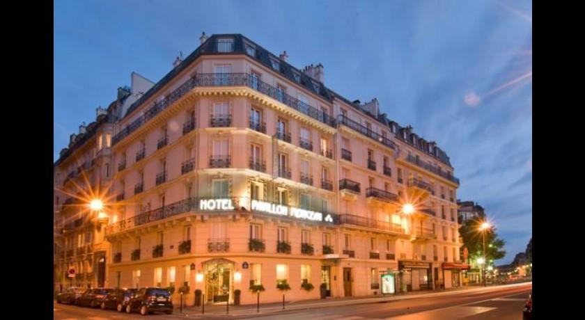 Hotel Pavillon Monceau Paris