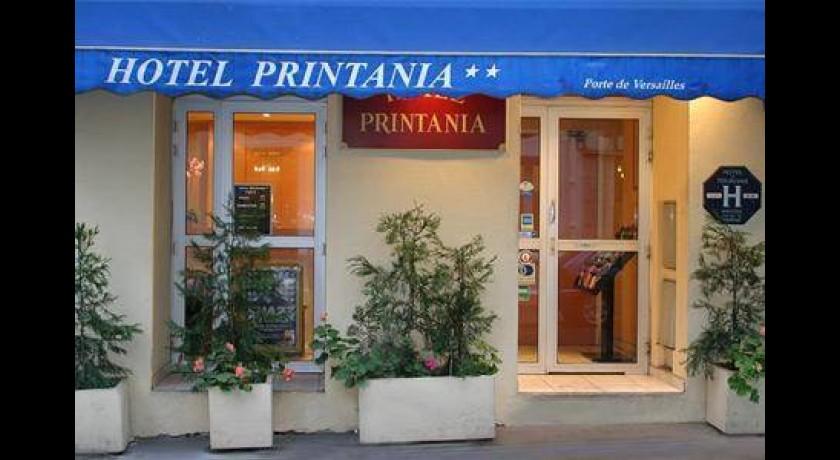 H tel printania porte de versailles paris for Porte de versailles hotel