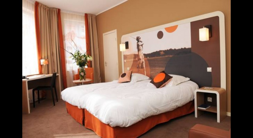 Hotel Red Fox  Le Touquet-paris-plage
