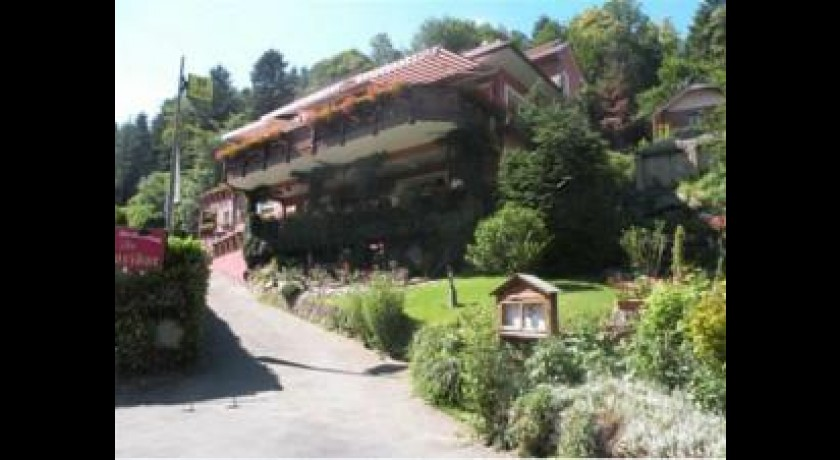 Hotel Restaurant Le Floridor Thann