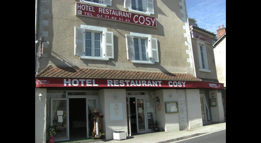 Hotel Restaurant Cosy  Maurs