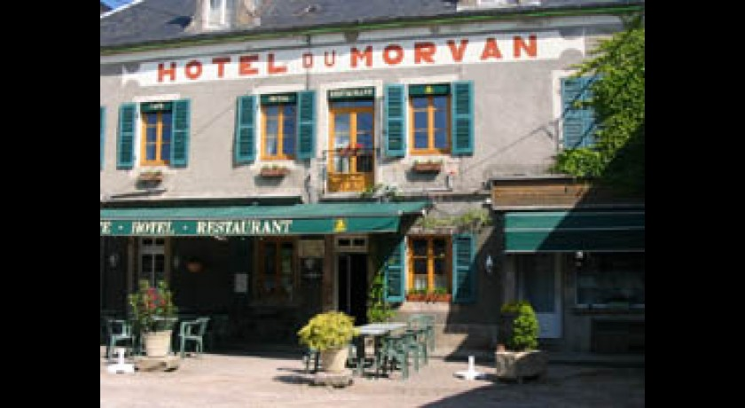 Hotel Saint Leger Sous Beuvray