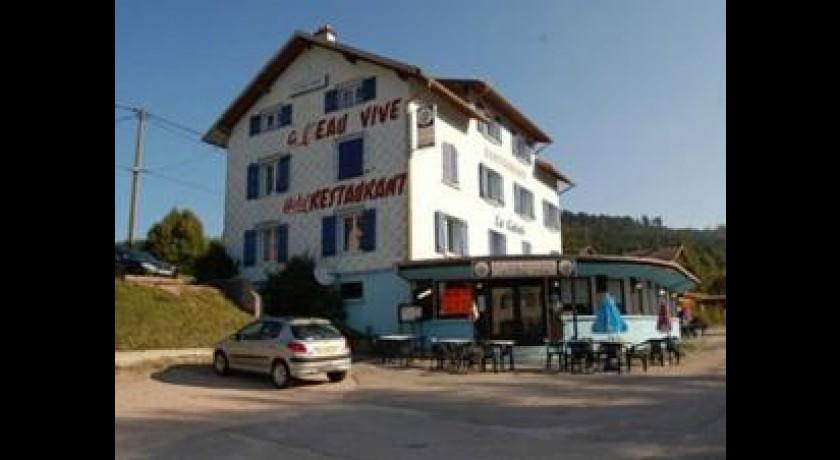 Hotel auberge du lac xonrupt longemer for Hotels xonrupt longemer