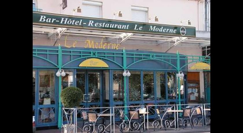 h 244 tel restaurant le moderne bergerac