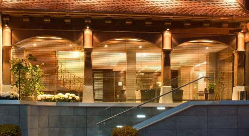 Hotel Restaurant Le Parc Saint Hippolyte