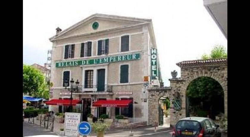 H tel restaurant le relais de l 39 empereur mont limar - Le salon montelimar ...