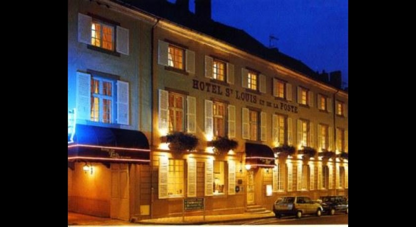 Hotel Saint Louis Autun