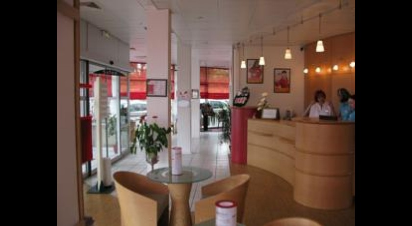 Hotel Ibis Nancy Sainte Catherine