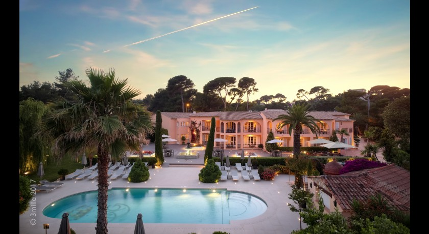 Hotel Imperial Garoupe  Antibes juan-les-pins