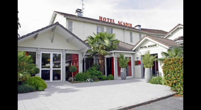 Inter Hotel Acadie Tremblay-en-france