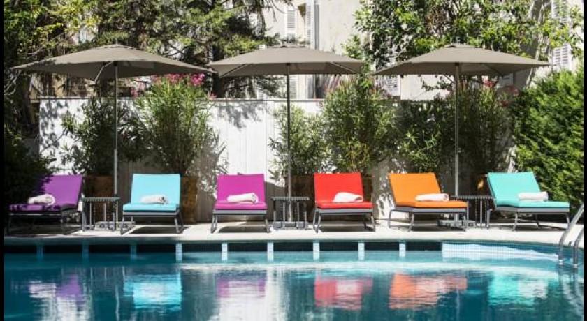 Hotel Spa Le Calendal Arles France