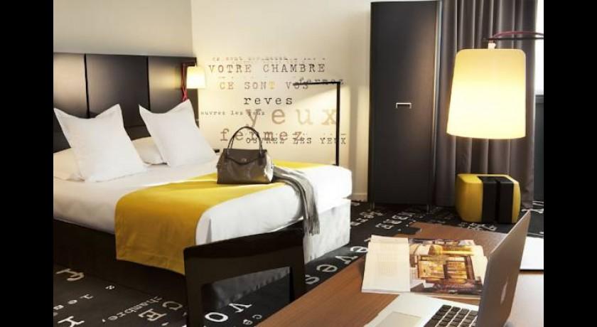 Hotel Le Concorde Thionville