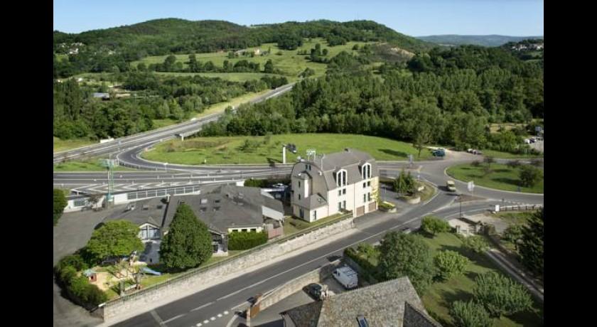 Hotel Restaurant Saint Leger De Peyre