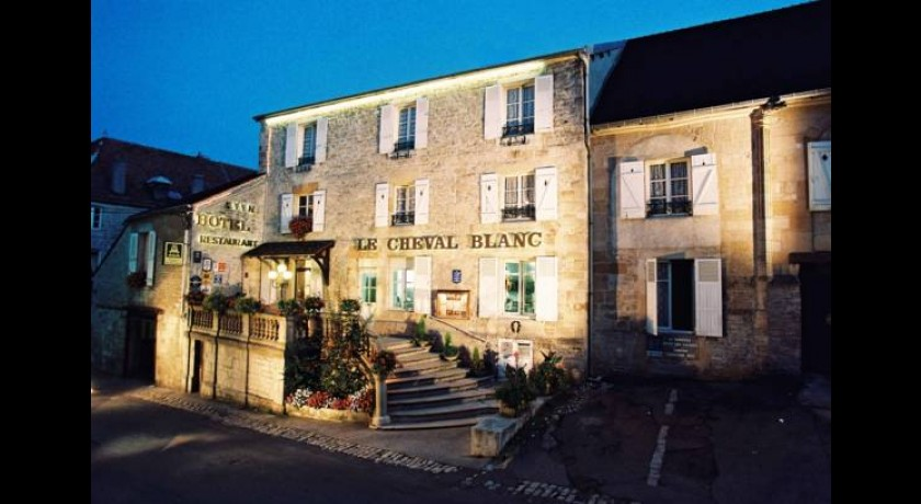 Hotel Le Cheval Blanc  Langres
