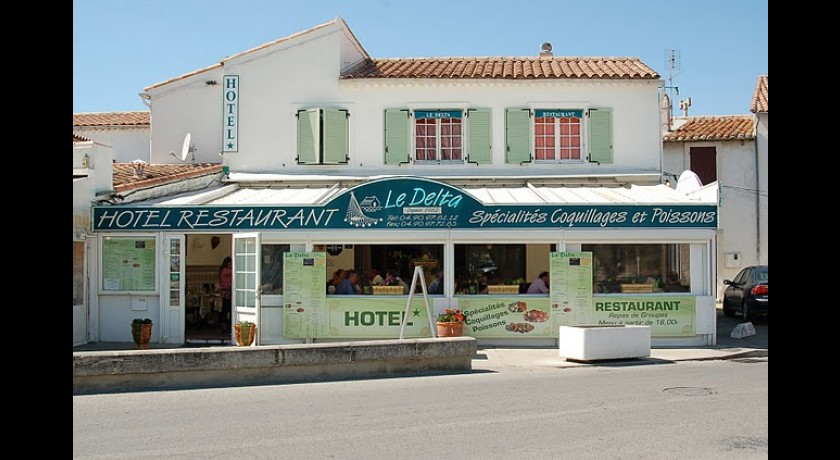 Restaurant St Marie De La Mer