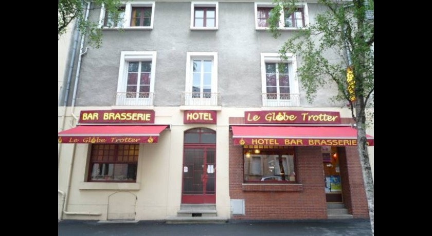Hotel Le Globe Trotter  Angers