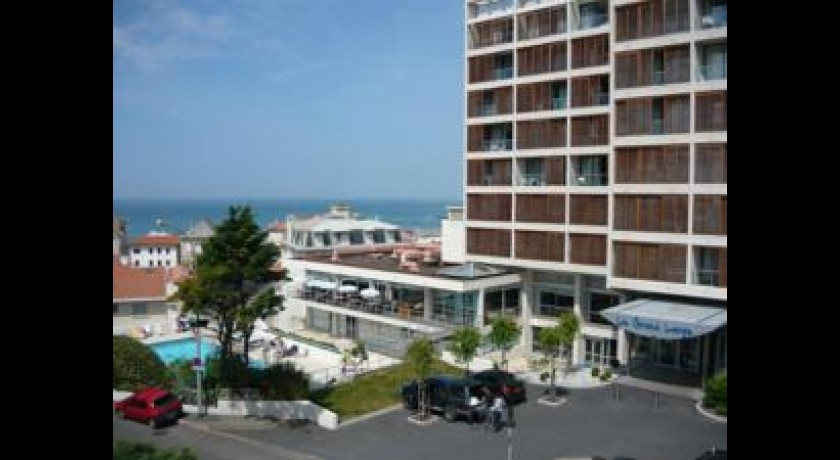 Hotel Biarritz Le Grand Large