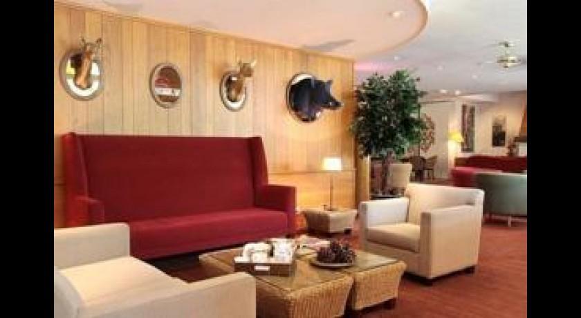 Hotel Auberge Du Thouet Chac U00e9