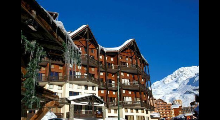 Hotel Le Silveralp  Val-thorens