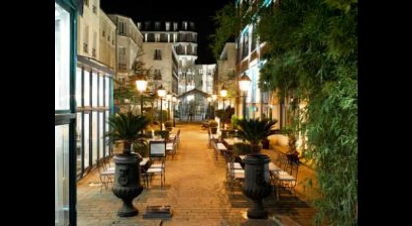 Hotel les jardins du marais home plazza paris for Les jardins paris hotel