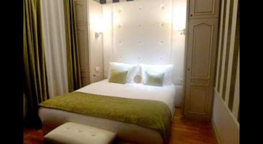 Hotel les jardins du trocad ro paris for Les jardins hotel paris
