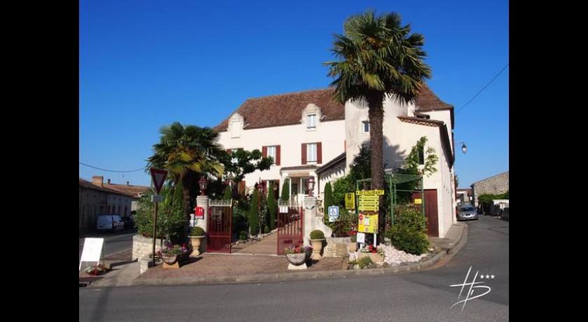 H 244 Tel Restaurant L Etape Gasconne Allemans Du Dropt