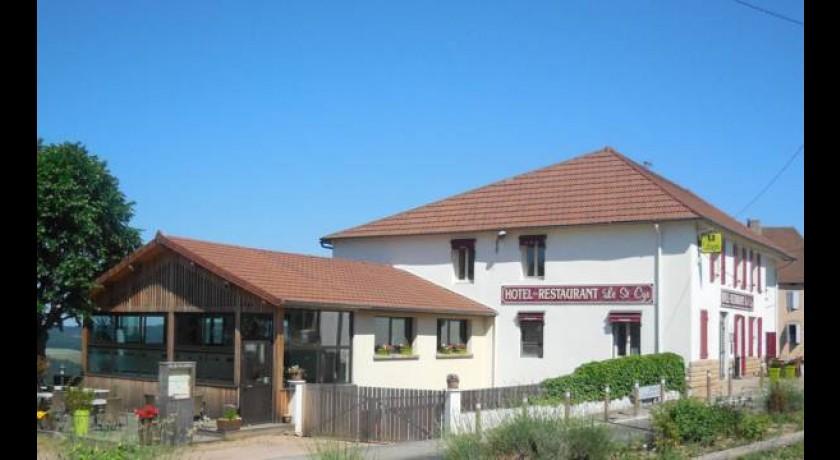 Hotel restaurant le bourgogne la clayette for Logis de france annecy et environs