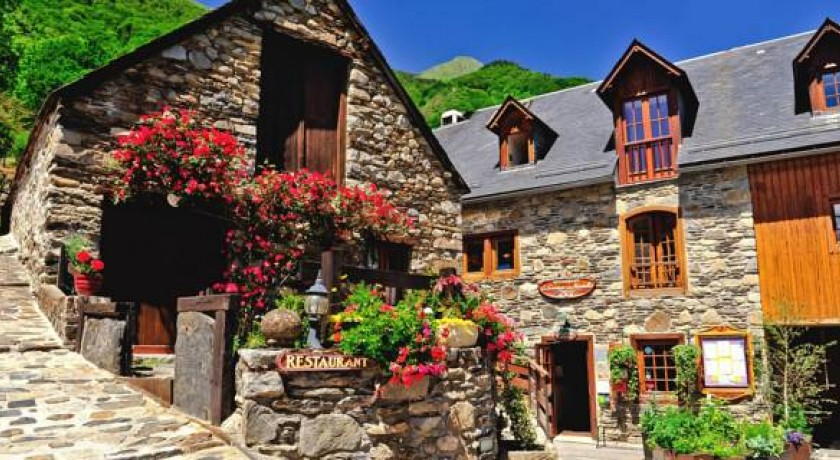 Hotel Logis La Grange Aux Marmottes