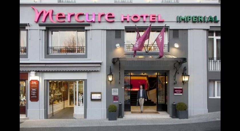 Hotel mercure lourdes imperial - Bureau de change lourdes ...
