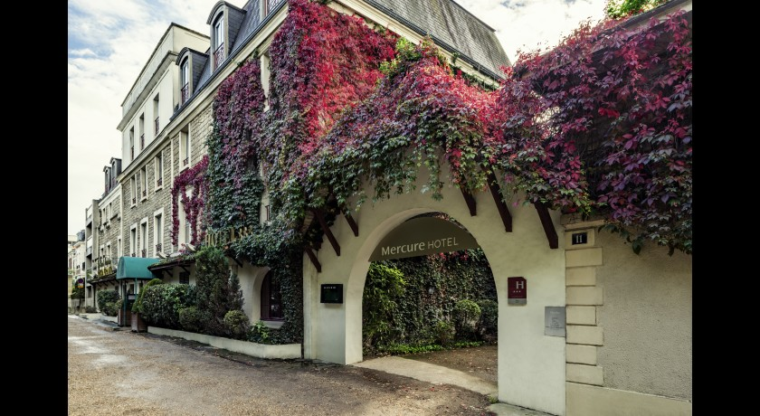 Hotel Mercure Paris Ouest Saint Germain  Saint-germain-en-laye