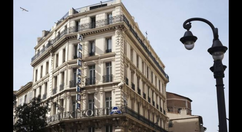 Hotel mascotte marseille - Hotel alize marseille vieux port ...