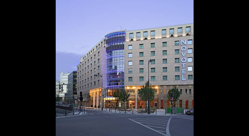 hotel novotel gare montparnasse
