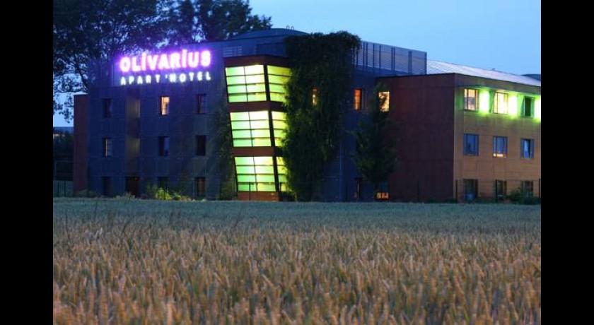 olivarius apart hotel lille villeneuve d 39 ascq villeneuve d 39 ascq. Black Bedroom Furniture Sets. Home Design Ideas