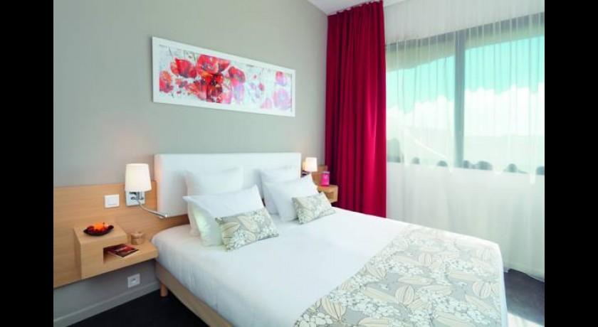 Park suites el gance montpellier mill naire for Hotel park et suite