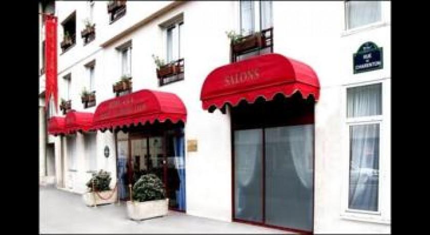 hotel pavillon bercy gare de lyon paris. Black Bedroom Furniture Sets. Home Design Ideas