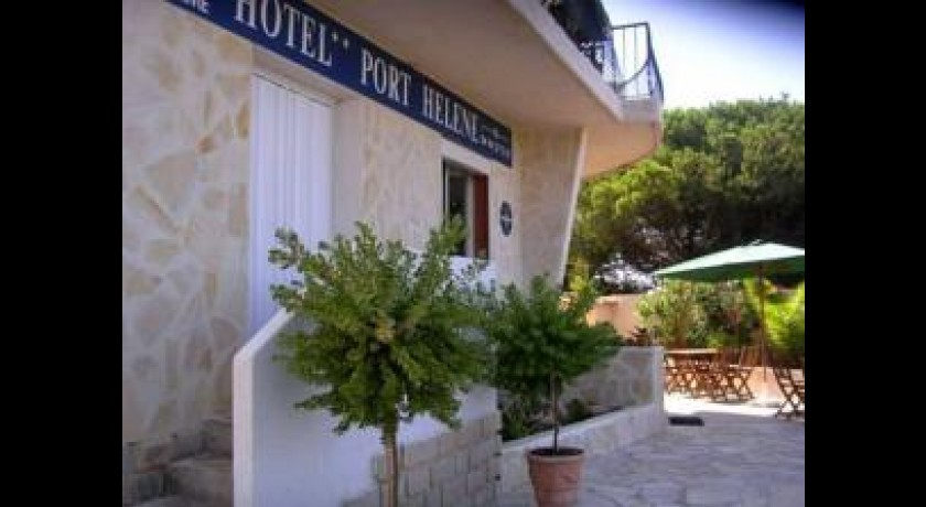 Hotel Port Helene  Hyeres-les-palmiers