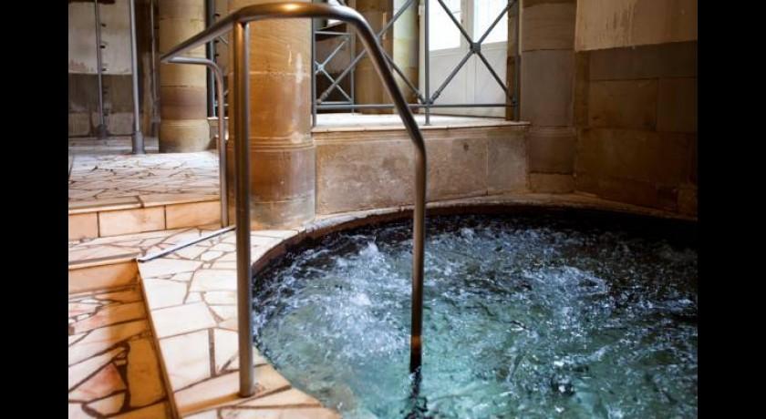 Hotel restaurant de la promenade bains les bains bains for Bains les bains restaurant
