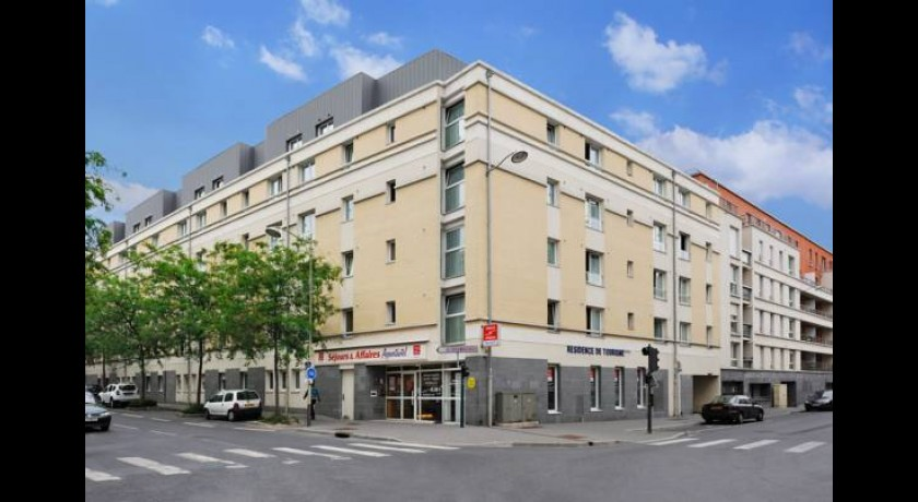 Suitehotel Reims Centre