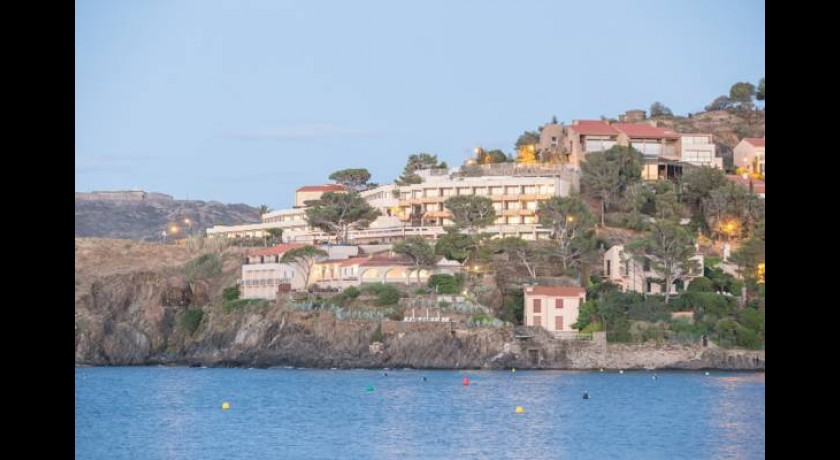 Hotel Les Caranques Collioure