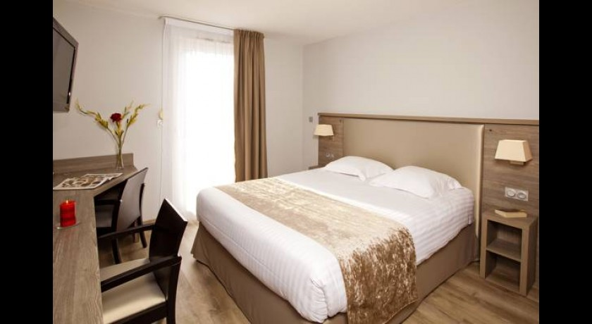 Hotel Residhome Grenoble Marie Curie