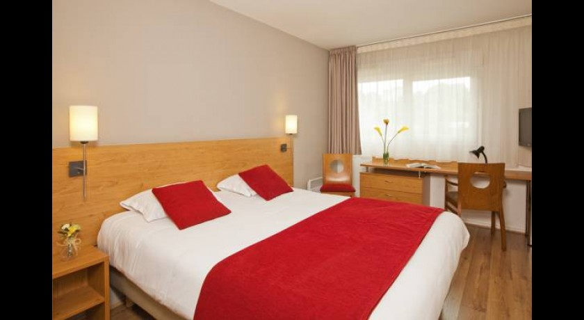 Hotel Residhome Poitiers Lamartine