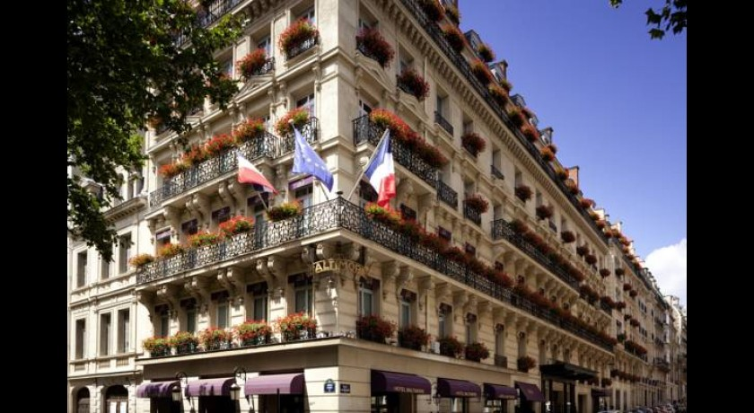 Hotel Sofitel Baltimore  Paris
