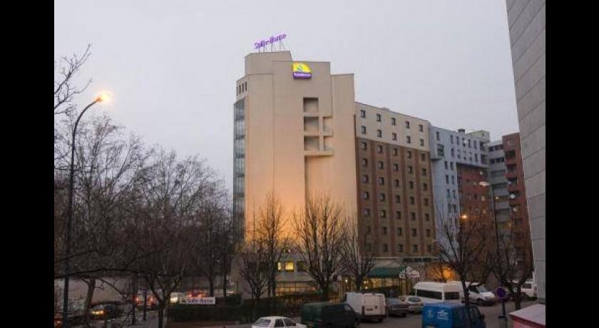 hotel auberge du cheval noir pantin