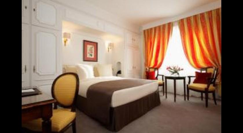 Villa Hotel Majestic Paris